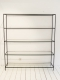 k_metal rod glass shelf 10